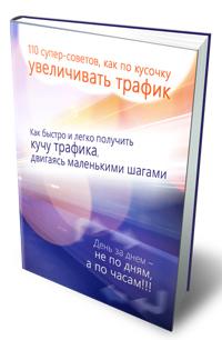 45. 110 советов по увеличению трафика